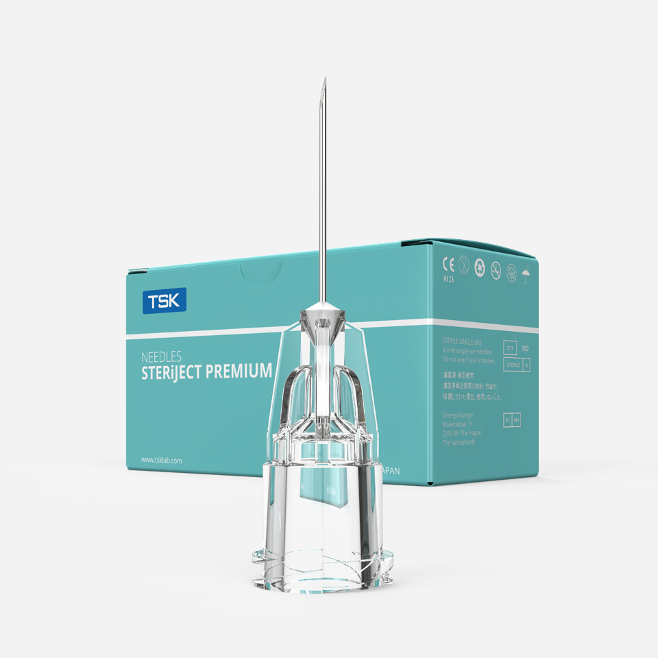 Dermal filler needles - HPC Advanced Hub by TSK